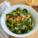 Kale Brown Rice Salad - NeuroReserve