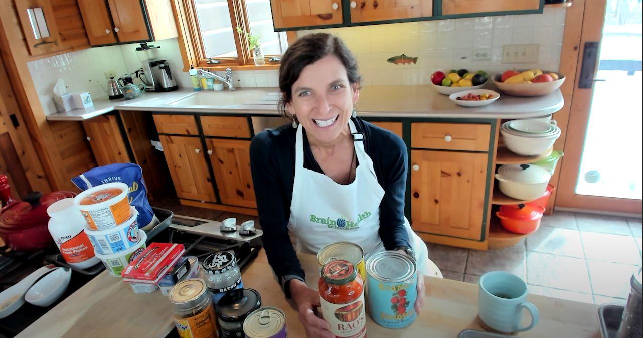 Dr. Annie Fenn's Brain Healthy Pantry Items Part 2: Tomatoes